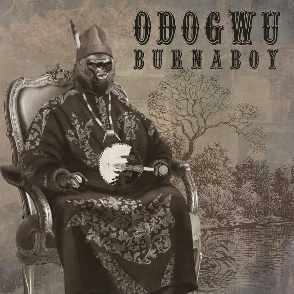 AUDIO : Burna Boy – Odogwu