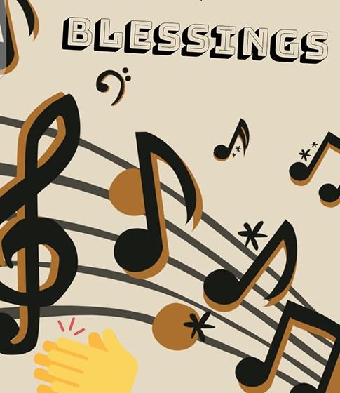 AUDIO : Eddie Thorm - Blessings