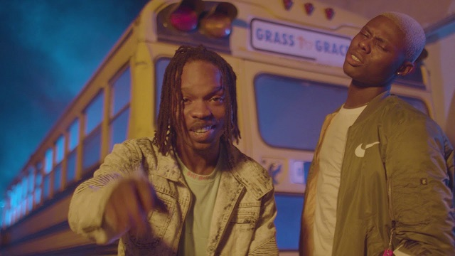 VIDEO : Mohbad ft Naira Marley – Koma Jensun