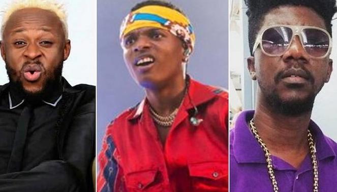 "Wizkid and DJ Tunez sued over Copyright Infringement by ""Tony Tetuila"""