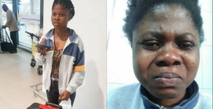 Days After Crying For Help – Ghanaian Maid Found Dead In Lebanese Republic