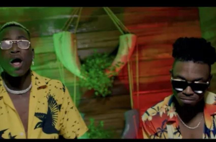 VIDEO : Lil Frosh ft Mayorkun – Ko le re body