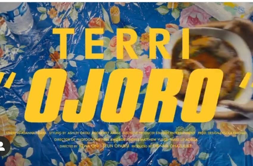 VIDEO : Terri – Ojoro