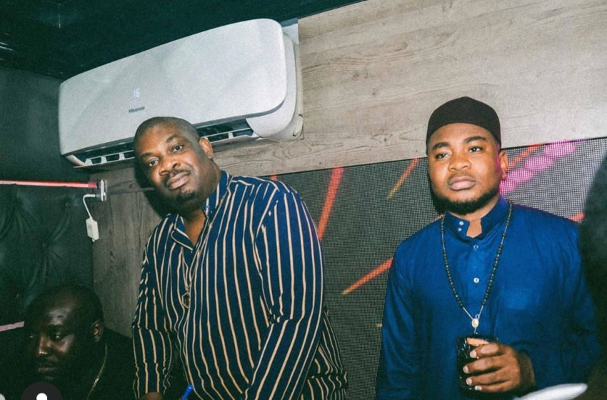 Babyfresh & Don Jazzy