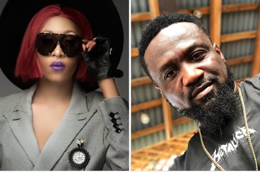 Copy of the contract between Cynthia Morgan and Jude Okoye