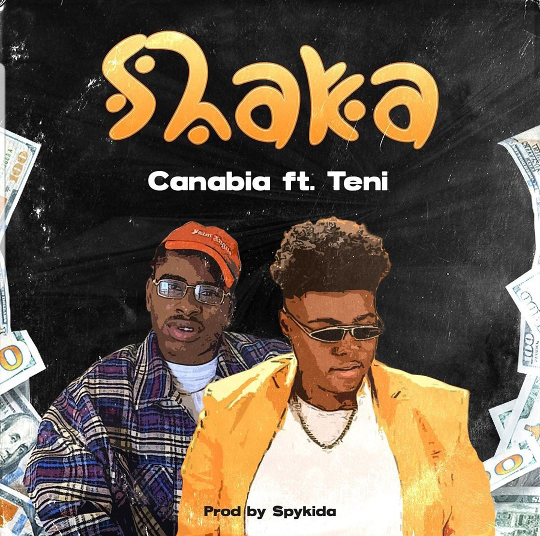 AUDIO : Canabia ft Teni – Shaka