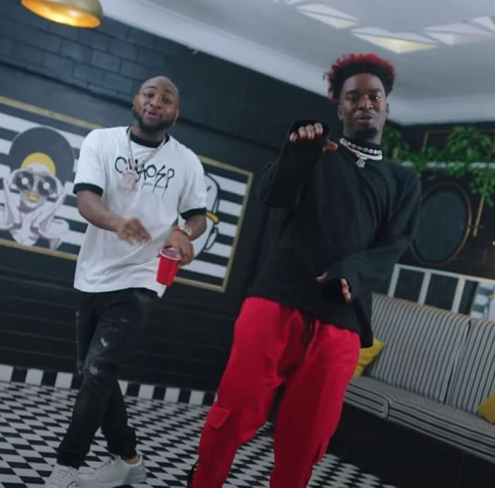 VIDEO : Davido Ft The Flowolf x Peruzzi x Dremo – Mafa Mafa