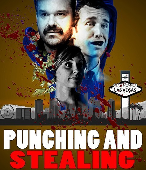 MOVIE : Punching and Stealing (2020)