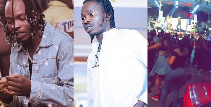 Nigerians react as Naira Marley performs in Abuja amid COVID-19
