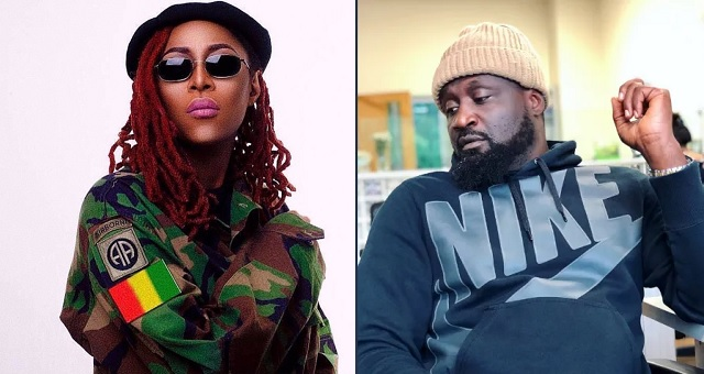 Jude Okoye reveals death threat he received over Cynthia Morgan