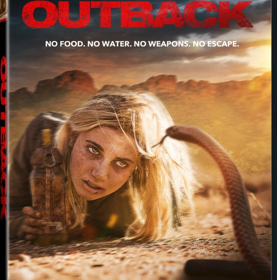 Outback (2019) Survival movie