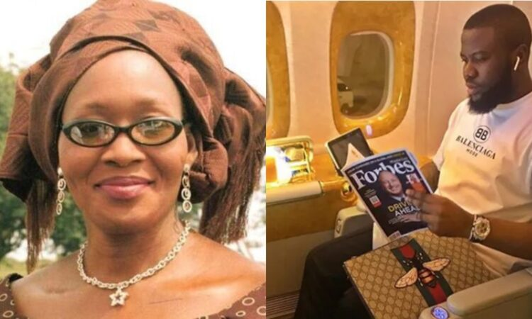 """HushPuppi and Woodberry and others are on their way to America""- Kemi Olunloyo"