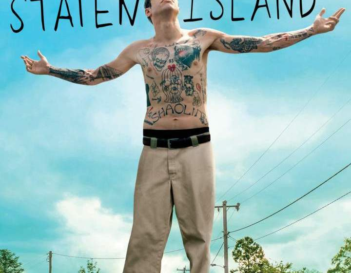 MOVIE : The King of Staten Island (2020)