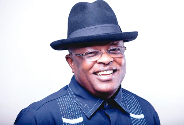 Ebonyi state governor reportedly test positive for COVID-19