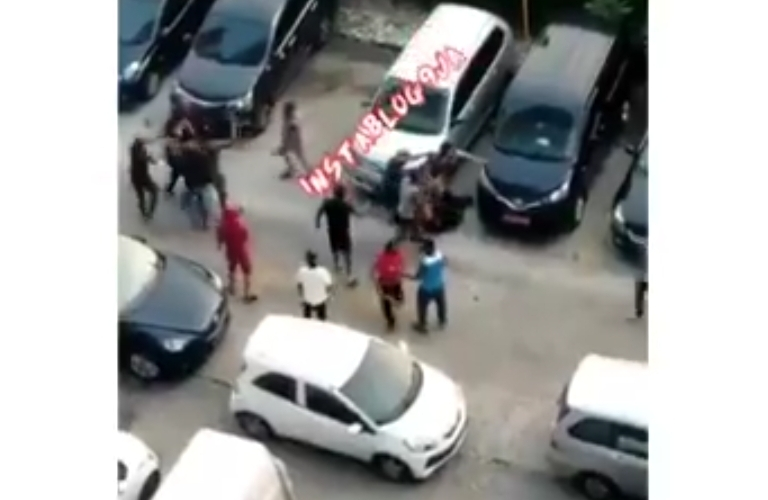9 Nigerians arrested in Indonesia for assaulting policemen during a raid [VIDEO]