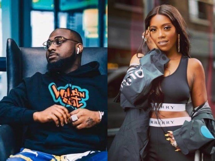 Tiwa Savage Features Davido On Her Upcoming Album, 'Celia'