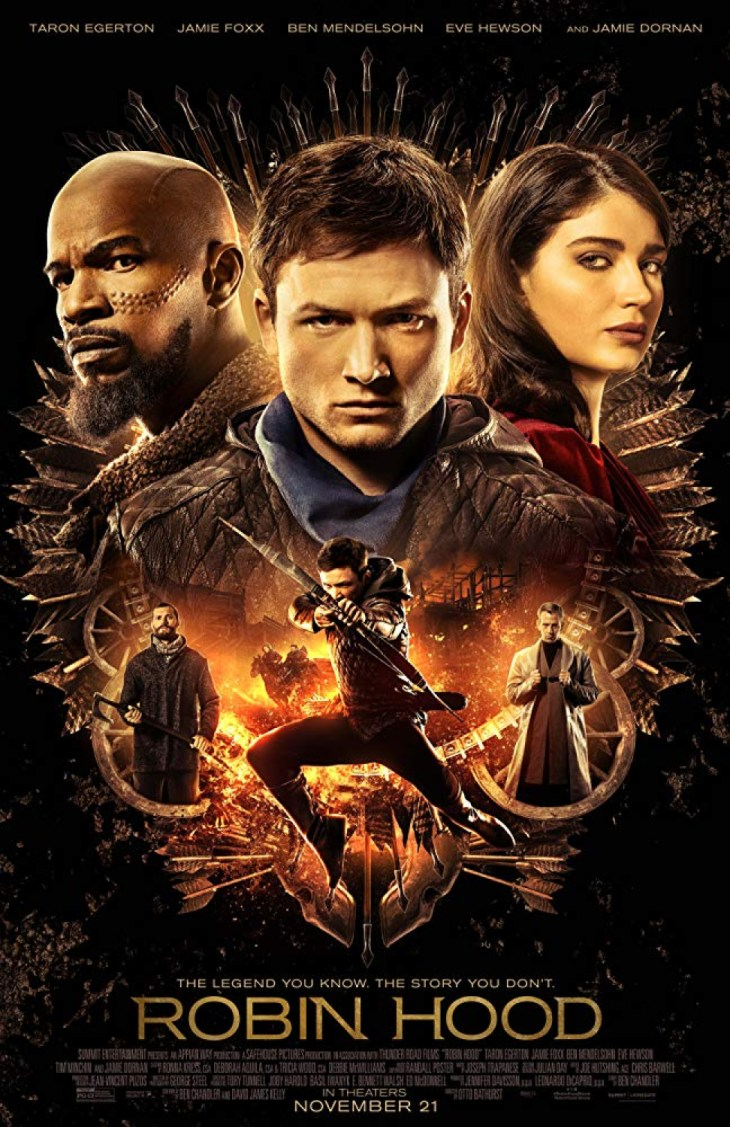 MOVIE : Robin Hood (2018)