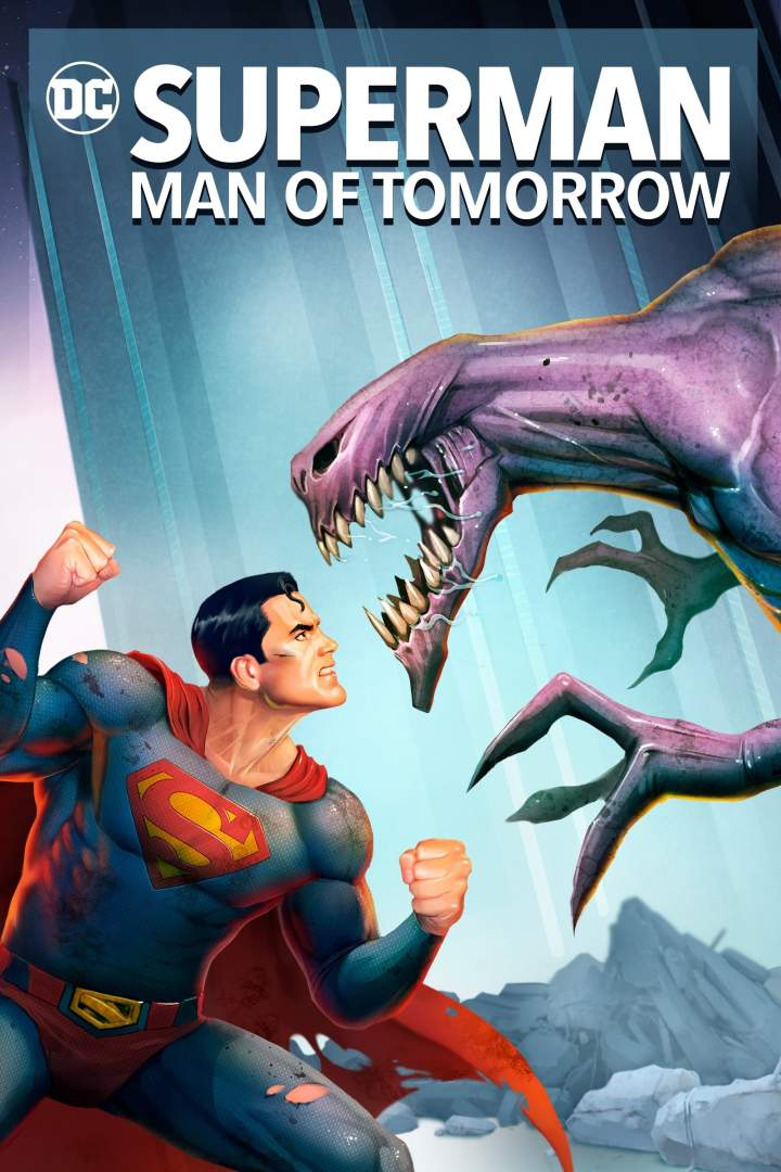 MOVIE: Superman - Man of Tomorrow (2020)