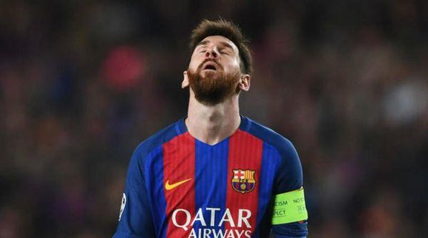 Messi Blasts Barcelona