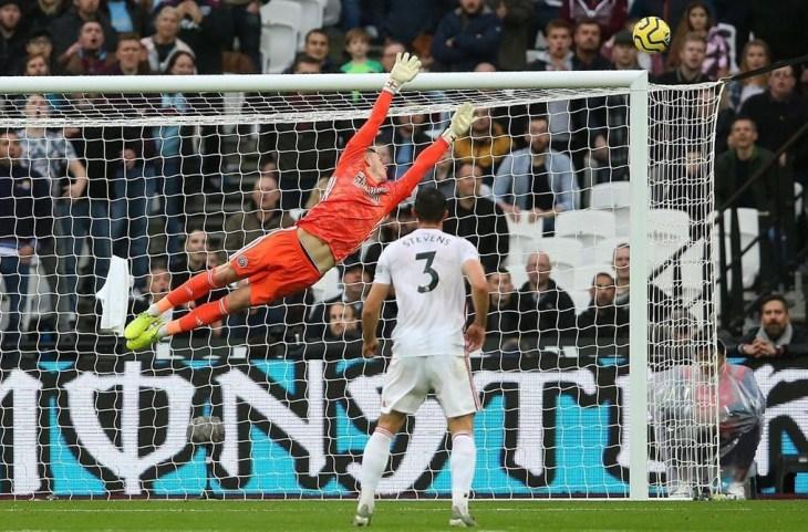 Manchester United Goalkeeper