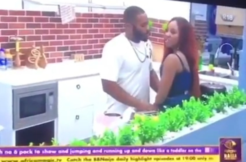 Erica bodyshames Laycon – Promises to make him suffer in this life [VIDEO]