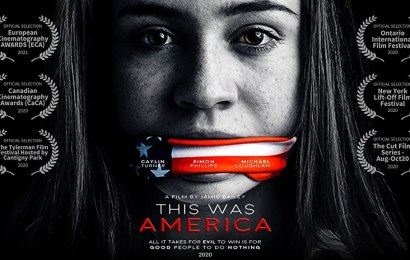 MOVIE : This Was America (2020)