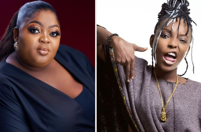 #ENDSARS : Eniola Badmus shot at – While Dj Switch is missing [VIDEO]