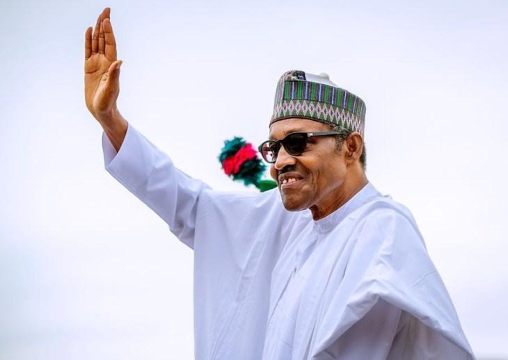 Buhari died in 2017