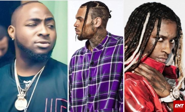 Davido ft. Chris Brown X Young Thug – Carry Go