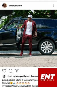 Peter And Paul Okoye Celebrates Their Birthdays On Instagram Without Celebrating Eachother.