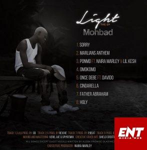 Mohbad - Light (Imole) THE EP