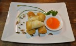 Bugs Cafe: Ant Spring Rolls