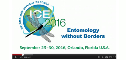 2016 International Congress of Entomology