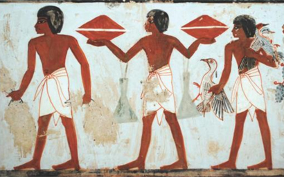 Interview With Gene Kritsky On Insects In Ancient Egypt