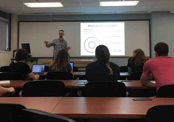 Scott O'Neal - Teaching