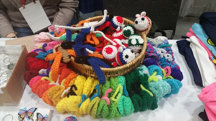 crochet insects