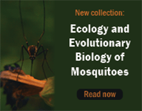 Mosquito Ecology and Evolutionary Biology Collection ad