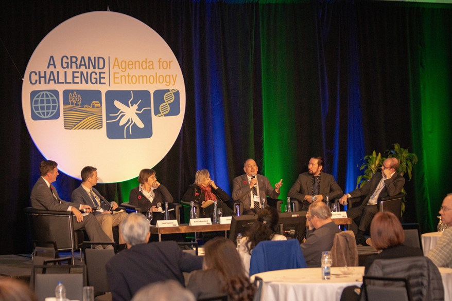Grand Challenges Vancouver summit panel