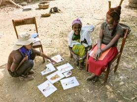 Parthenium community study in Ethiopia