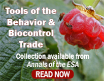AESA Tools of the Behavior and Biocontrol Trade