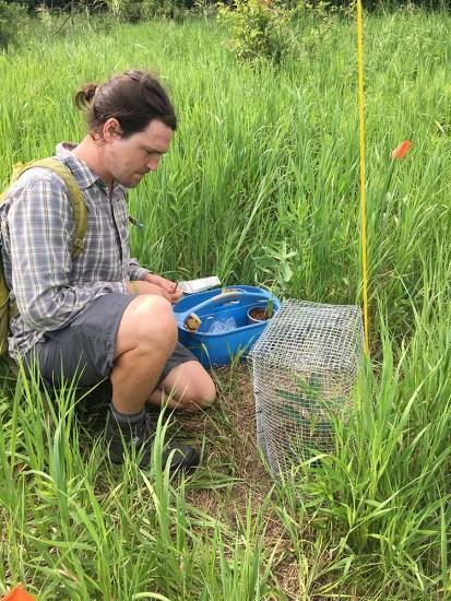 Andrew Myers fieldwork