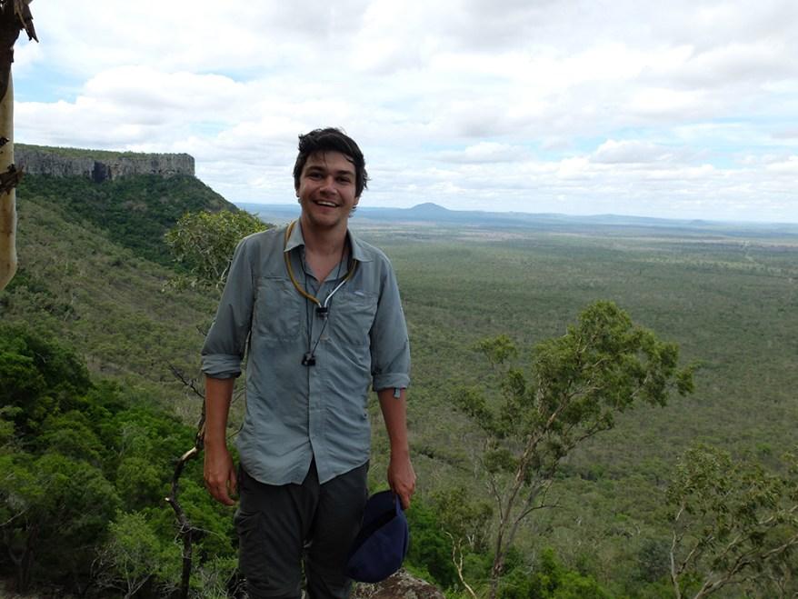 Phillip Barden in Australia