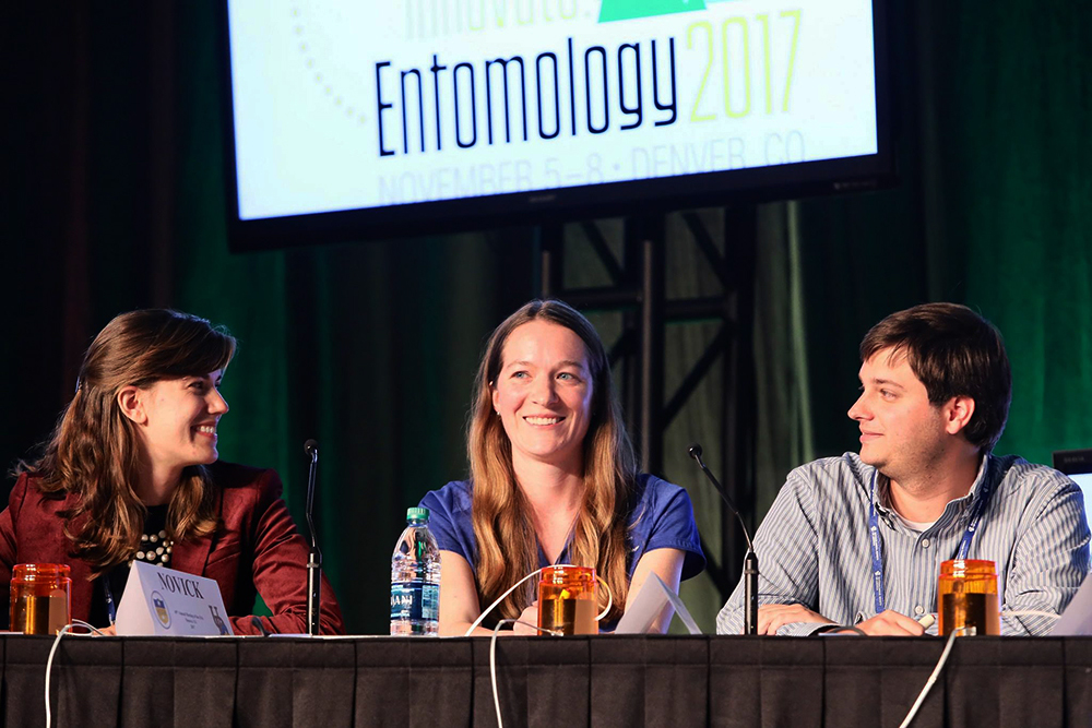 Coming Full Circle: How an Entomologist's Experience With Vector-Borne Diseases Inspired Her to Study Them