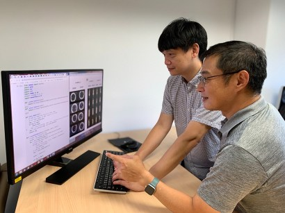 Jia-Hsin Huang, Ph.D., and Huai-Kuang Tsai, Ph.D.