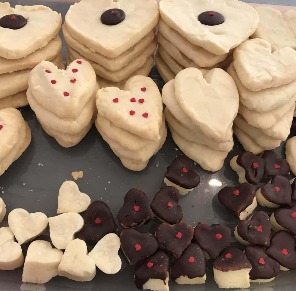Biscuits variés du Rest-Entre Menu pour emporter