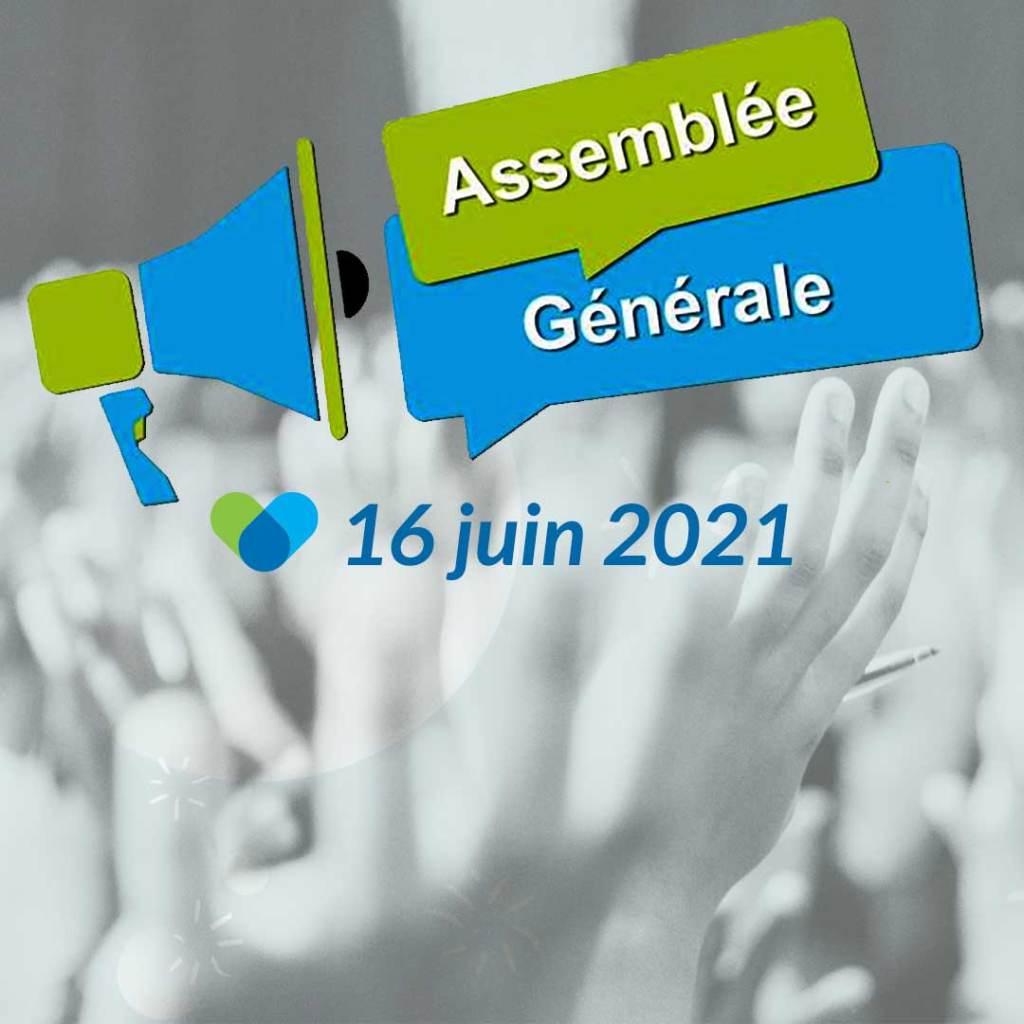 L'Entraide Plus Assemblée générale annuelle 16 juin 2021
