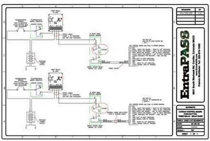 Turnstile Wiring Diagram : 24 Wiring Diagram Images