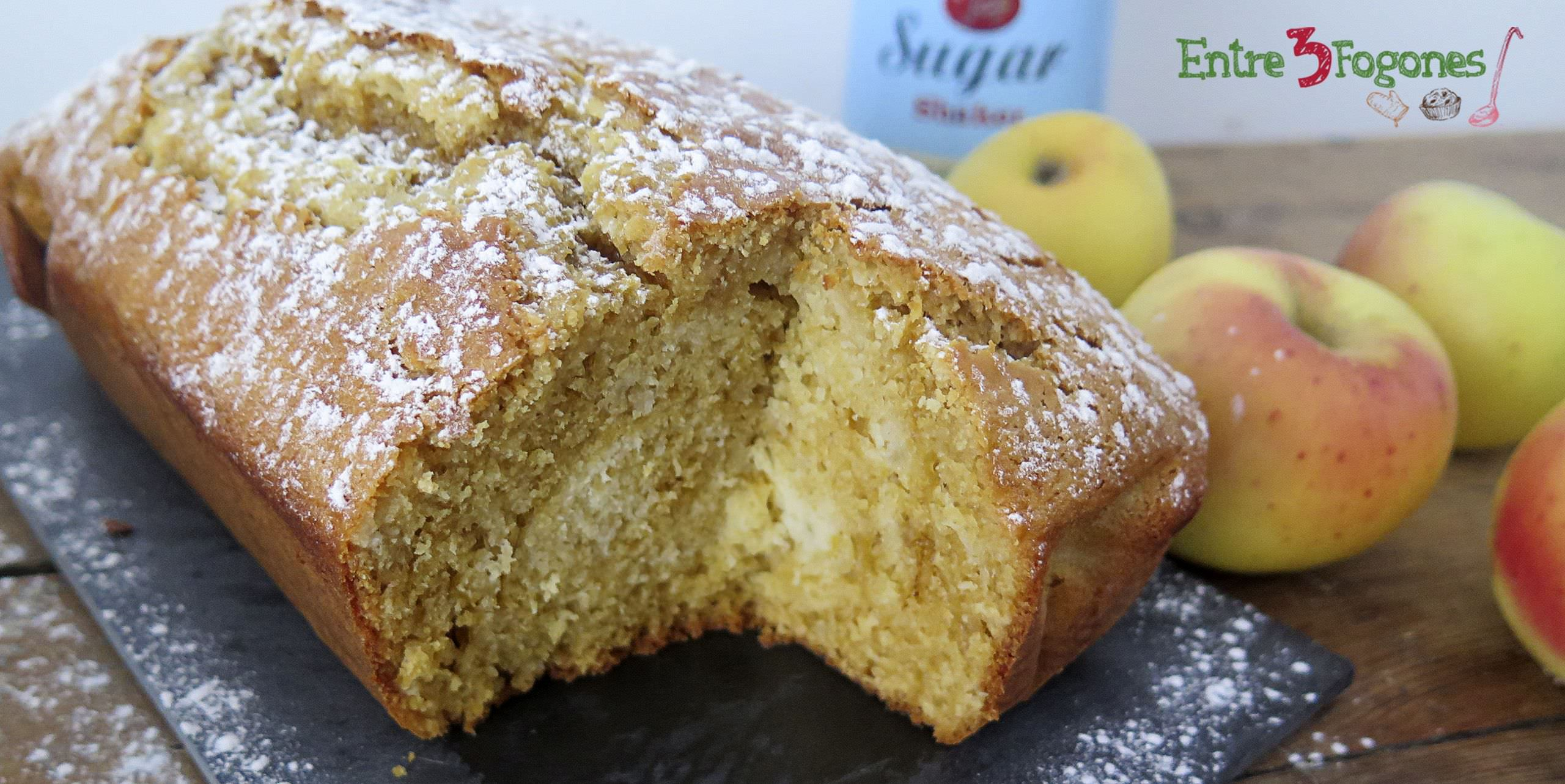 Photo of Cake Marmolado de Manzana y Toffee
