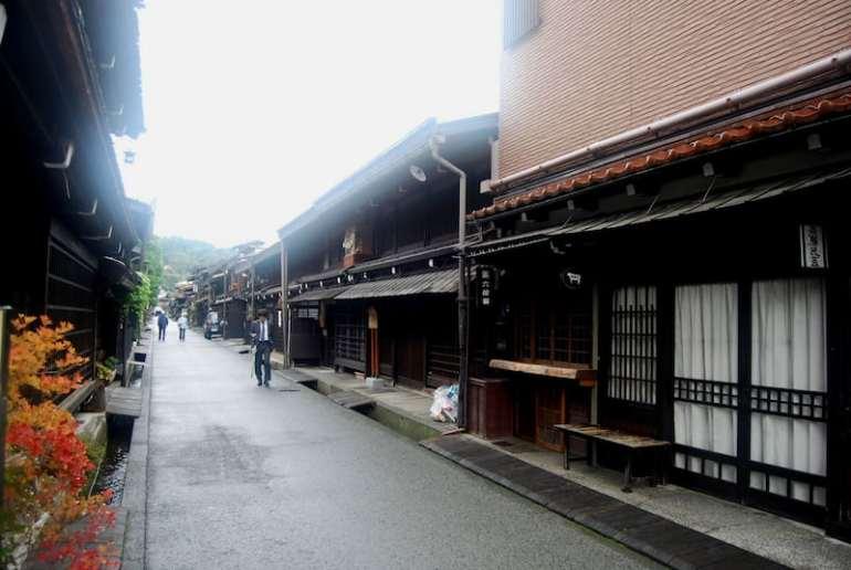 Old houses de Takayama