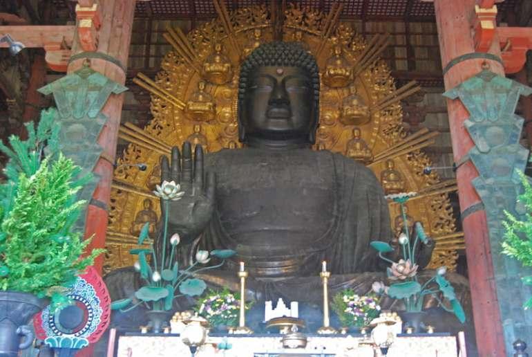 Templos de Nara